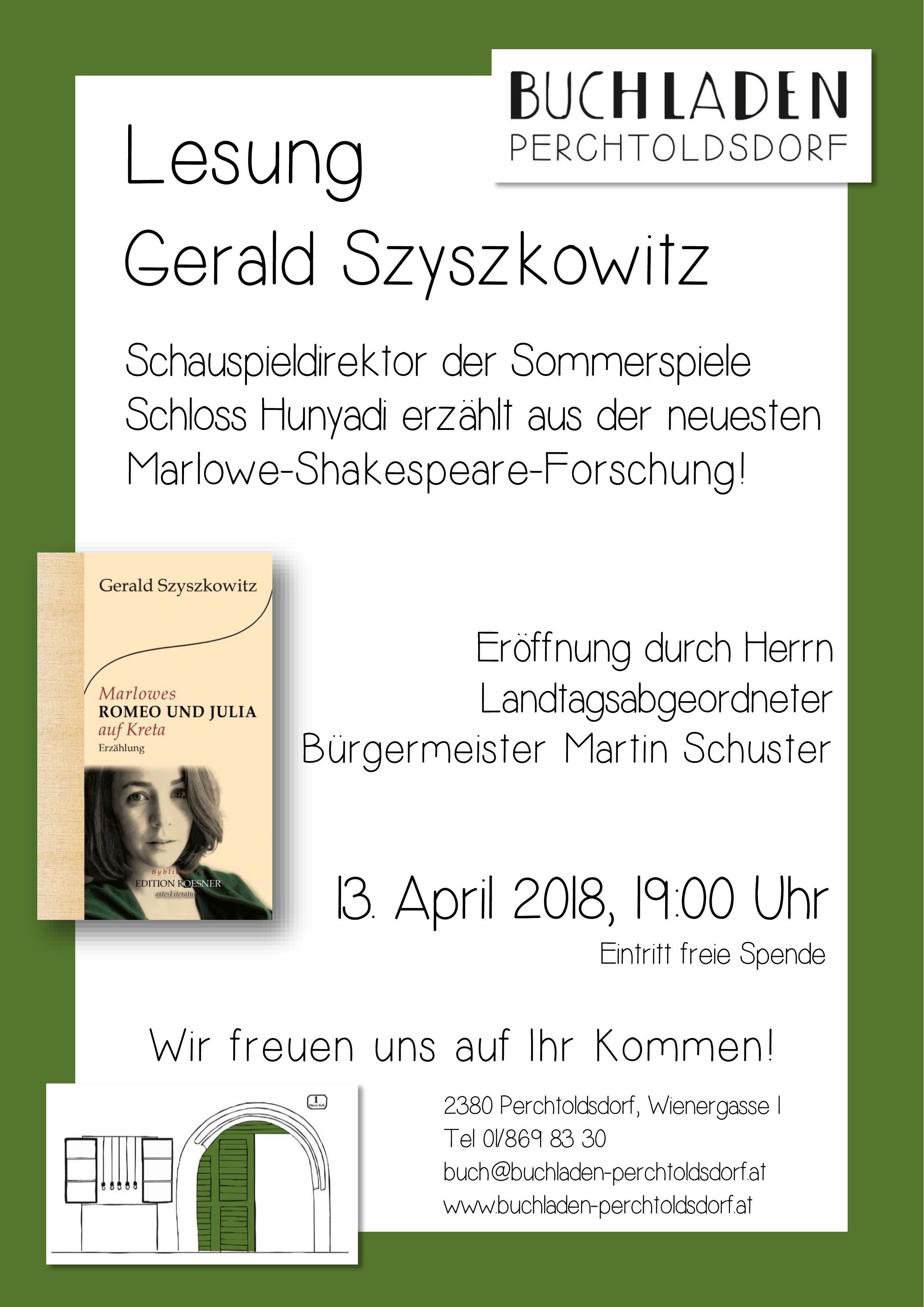 Buchladen Perchtoldsdorf Termine Literatur Kinder Und
